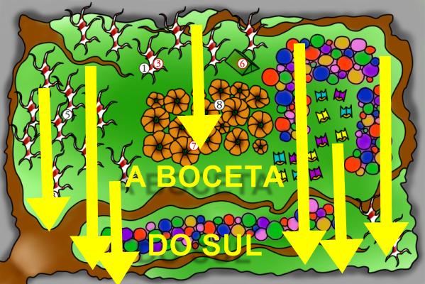 O Bosque de Doces - Página 3 SUL