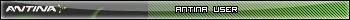 Usebars para firmas Antina