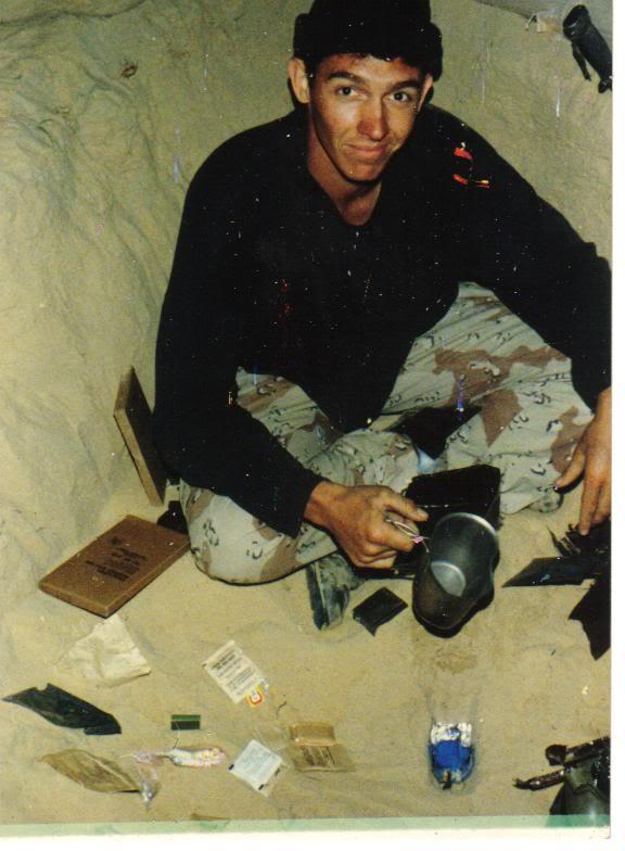 1st Force Recon 1st gulf War 1stForceUSMC1990Kuwait