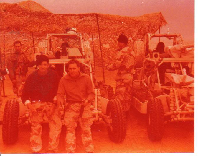 1st Force Recon 1st gulf War 1stForceUSMC1990Kuwait002