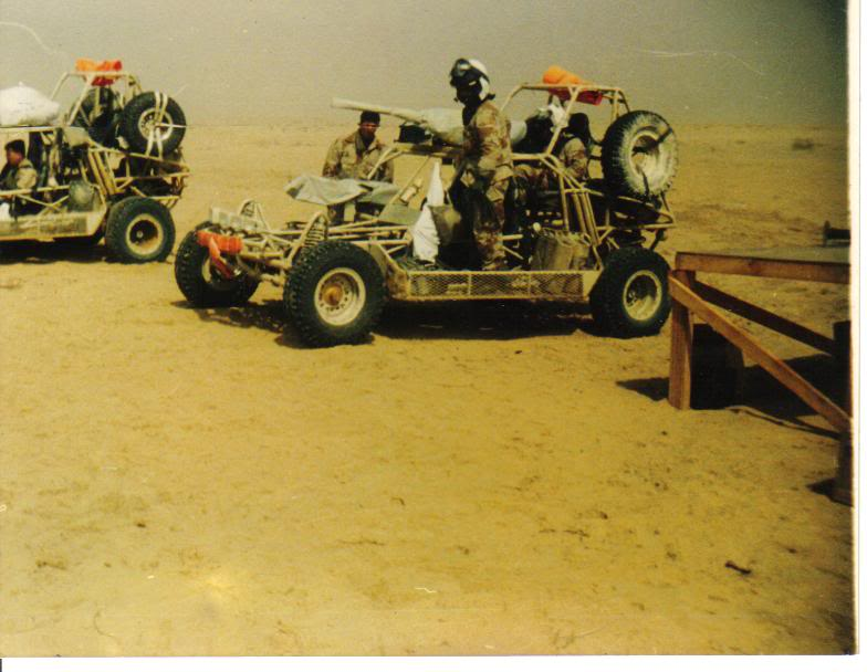 1st Force Recon 1st gulf War 1stForceUSMC1990Kuwait005