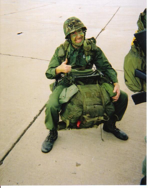Operation Urgent Fury 1983 Grenada 2nd Batt. Ranger reenactment SpecialForcesftMac022-1