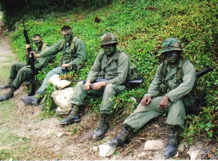 Operation Urgent Fury 1983 Grenada 2nd Batt. Ranger reenactment WwwwwwwwwwwwwwwwwwwwwwwUSGrunt17-2