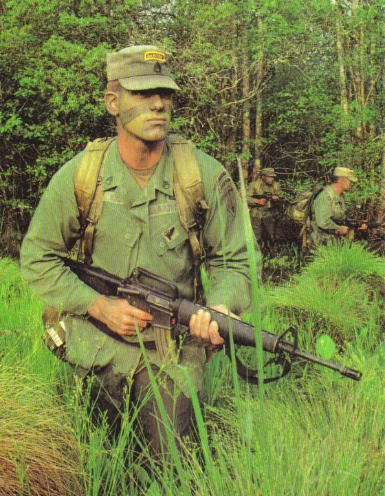 """US """"Transitional"""" Tropical Jacket, 1978-1981 WwwwwwwwwwwwwwwwwwwwwwwUSGrunt17-8"""