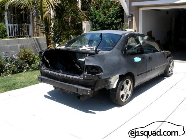 Paul's Black coupe. P4200594