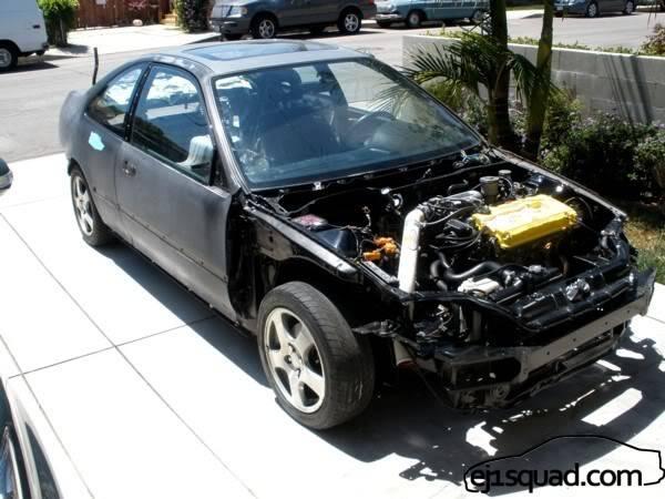 Paul's Black coupe. P4200598