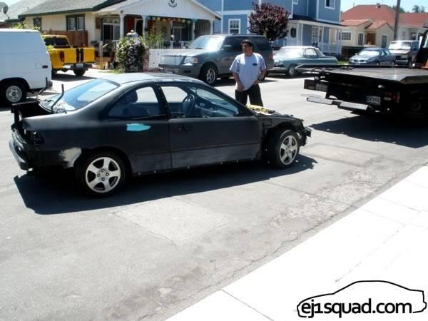 Paul's Black coupe. P4210604