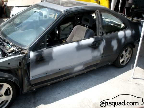 Paul's Black coupe. P4240662