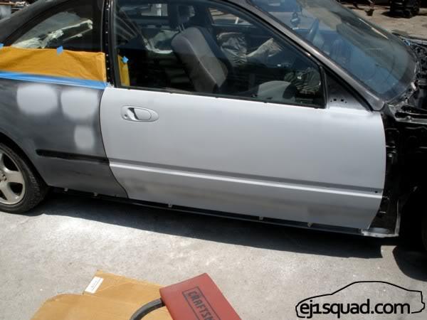 Paul's Black coupe. P4240663