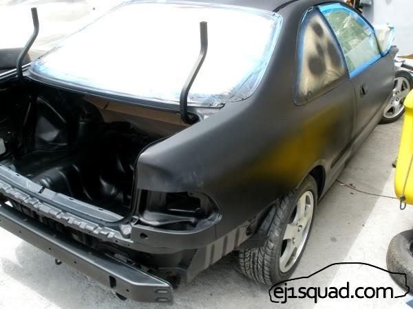 Paul's Black coupe. P5110711