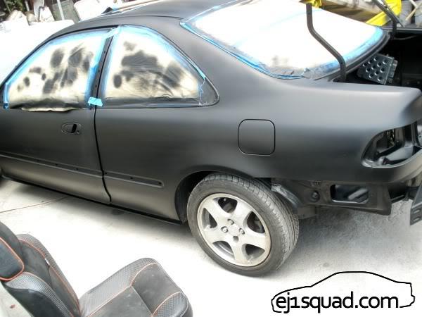 Paul's Black coupe. P5110713