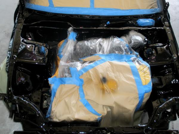 Paul's Black coupe. P5150750