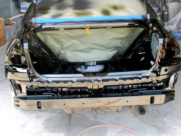 Paul's Black coupe. P5150758