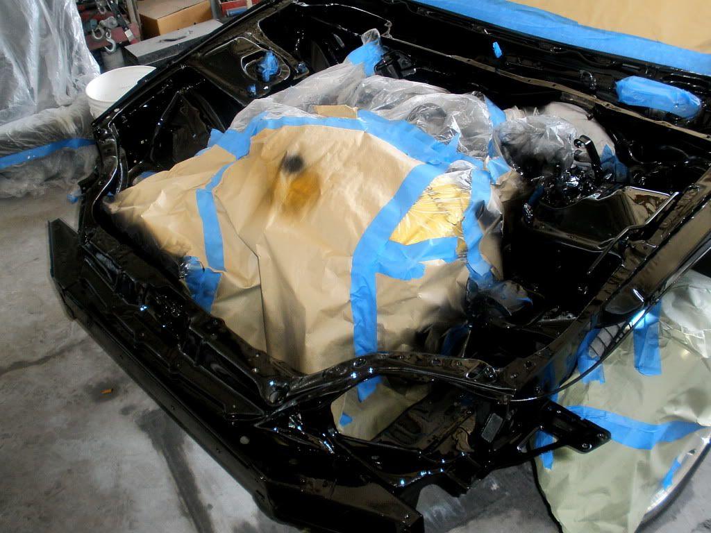 Paul's Black coupe. P5150761
