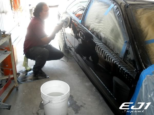 Paul's Black coupe. P5180773