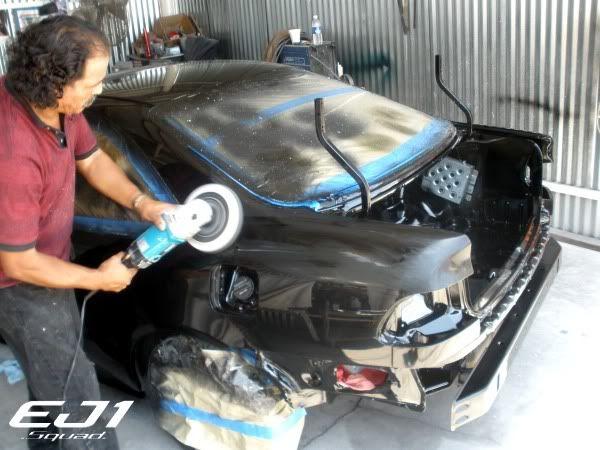 Paul's Black coupe. P5180778