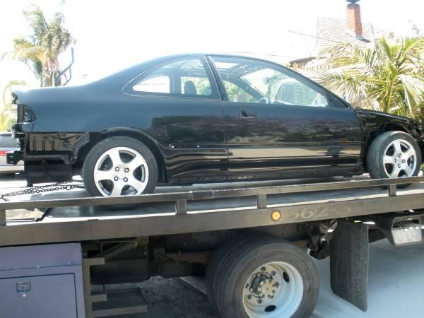 Paul's Black coupe. P5190798