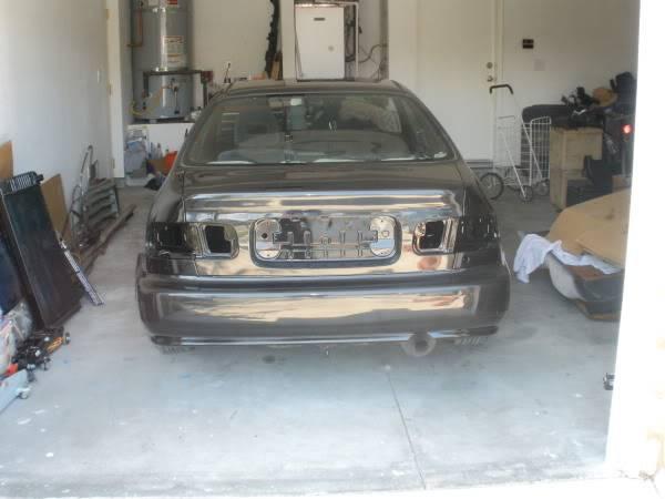 Paul's Black coupe. P5190799