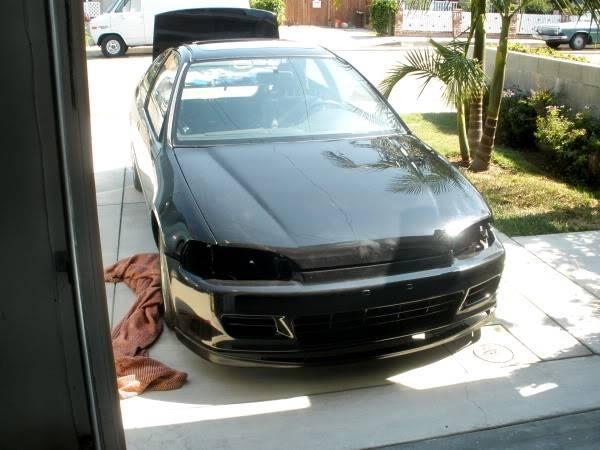 Paul's Black coupe. P5190800