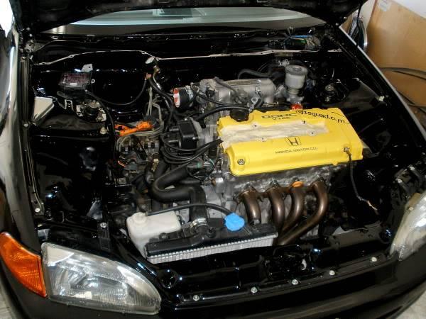 Paul's Black coupe. P5200829