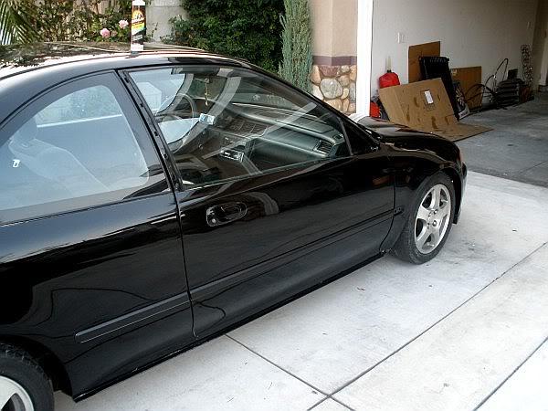 Paul's Black coupe. Carpic015