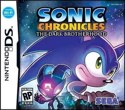 Sonic Chronicles The Dark Brotherhood Sonic-chronicles