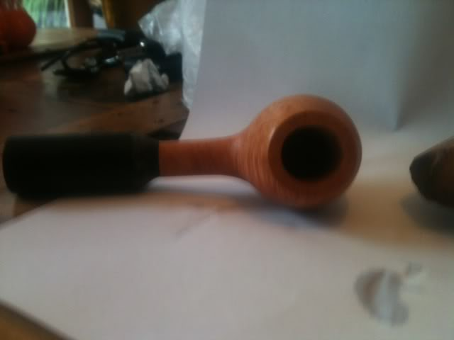 Brandy pipe that I did on Saturday (not finished) Brandy4