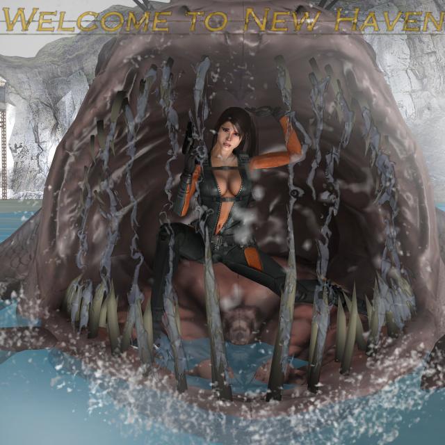 RECB: GAIDEN Promotional 1 WelcometoNewHaven2