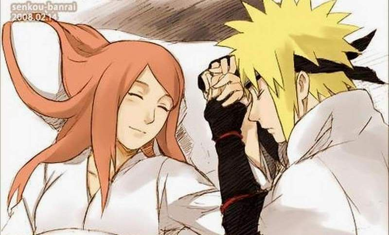 Naruto Picture Thread - Page 2 Minato_to_Kushina