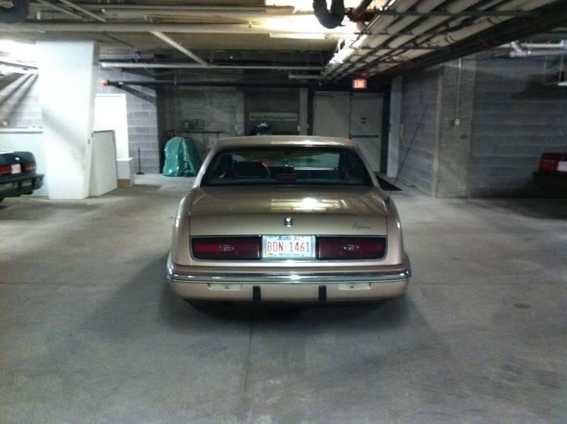 My 1989 Riviera 045