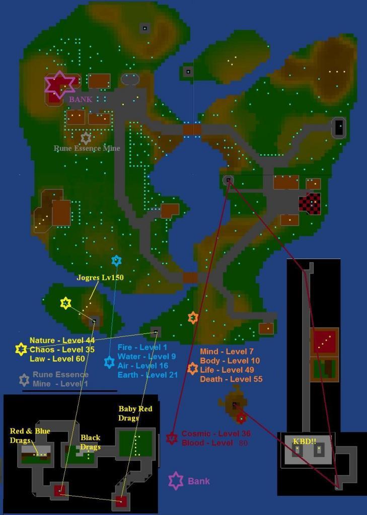 Runecraft Starters Guide Runecraftingmap_zpsd8ce17ee