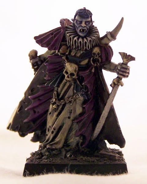 Ghod's Lhog Undead-Vampire