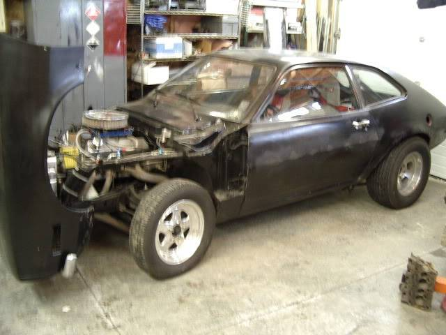 Transmission Question for Mustang II Pinto0