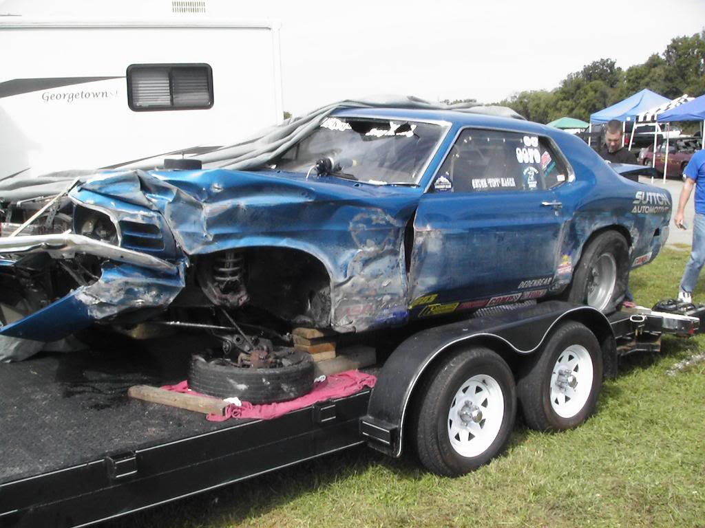 Chuck's 1970 Mustang: The Rebuild... PIC_0070