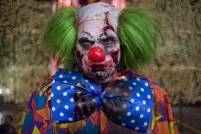Payasos Diabolicos ZombielandZombieClown