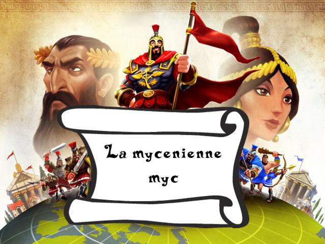 Alliance Mycenienne