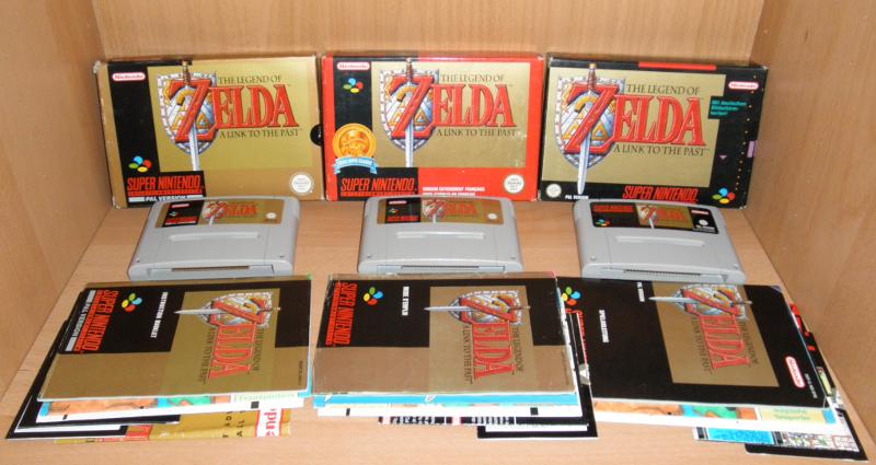 Anecdote et culture vidéoludique Zelda3-snes-pal