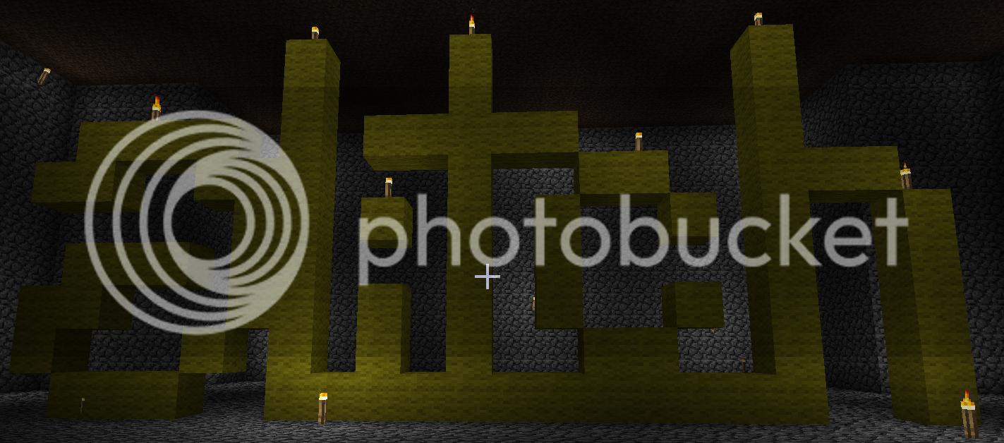 Minecraft Anyone? Glitch