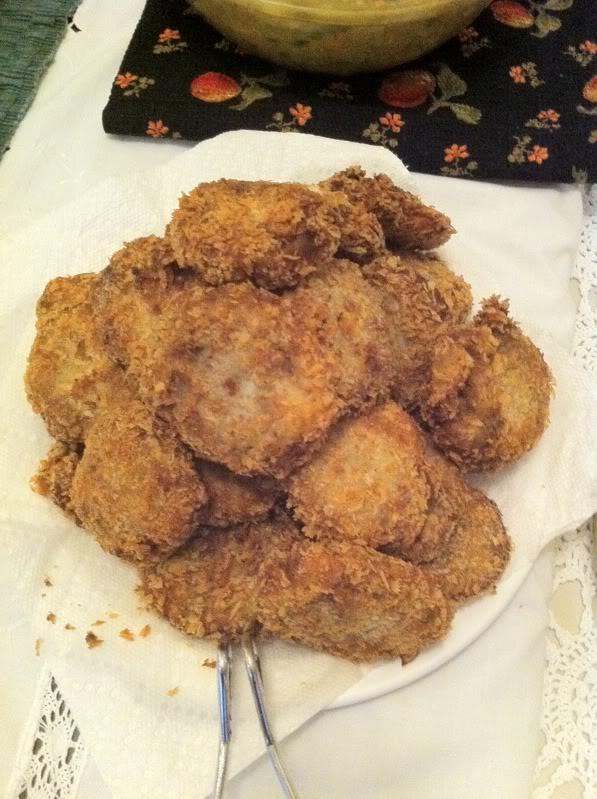 Potatoes Kofta (Saudi) 026
