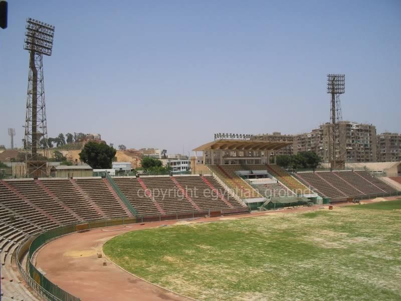 The Egyptian Fields of Dreams CairoAlSekkaAlHadidMainStandCopyRig
