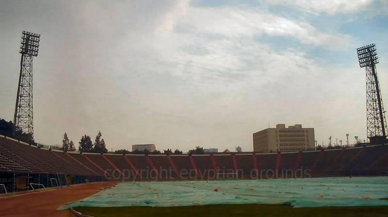 The Egyptian Fields of Dreams CairoAlSekkaAlHadidPan2CopyRight