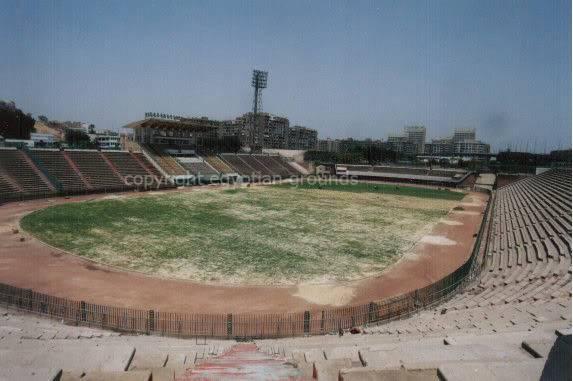 The Egyptian Fields of Dreams CairoAlSekkaAlHadidPan4CopyRight