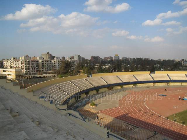 The Egyptian Fields of Dreams CairoElShamsClubMainLeftCopyRight