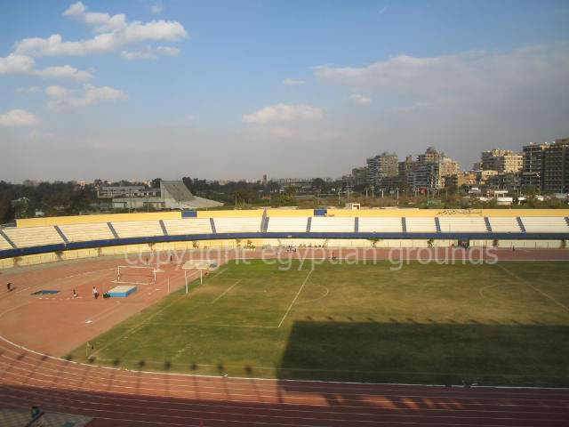 The Egyptian Fields of Dreams CairoElShamsClubMainOppositeCopyRig