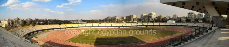 The Egyptian Fields of Dreams CairoElShamsPanoramaCopyRight