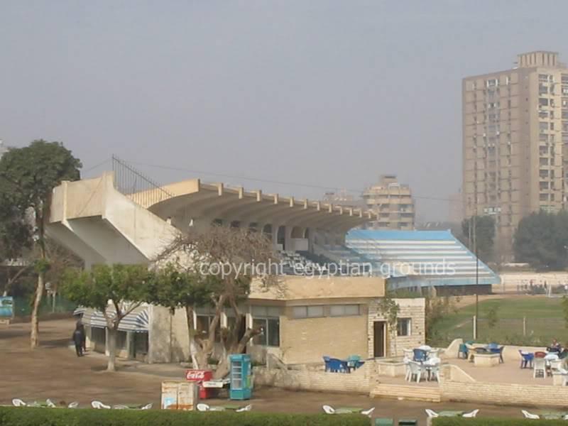 The Egyptian Fields of Dreams CairoMitOkbaTersanaMainStandExterio