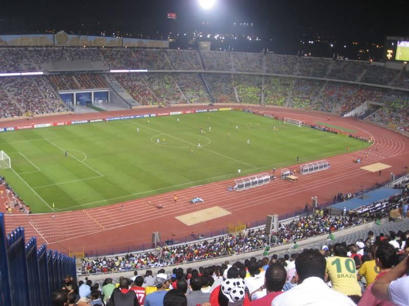 The Egyptian Fields of Dreams CairoStadiumPanoramaB161009