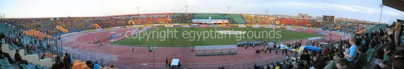 The Egyptian Fields of Dreams MilitaryStadiumPanorama2CopyRight