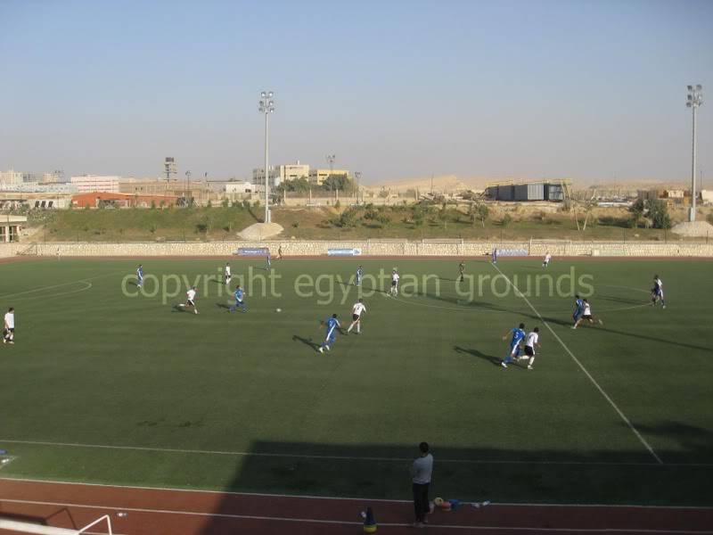 The Egyptian Fields of Dreams WadiDeglaOppositeMainStandCopyRight