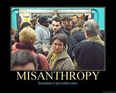 Euthanasia Misanthropy